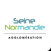 Logo Seine Normandie Agglomération