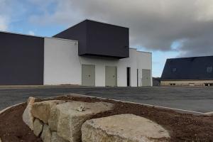 Construction d'un restaurant scolaire à PLUMELIN (56)